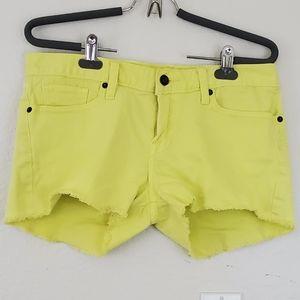 Lucky Brand Riley shorts sz 6